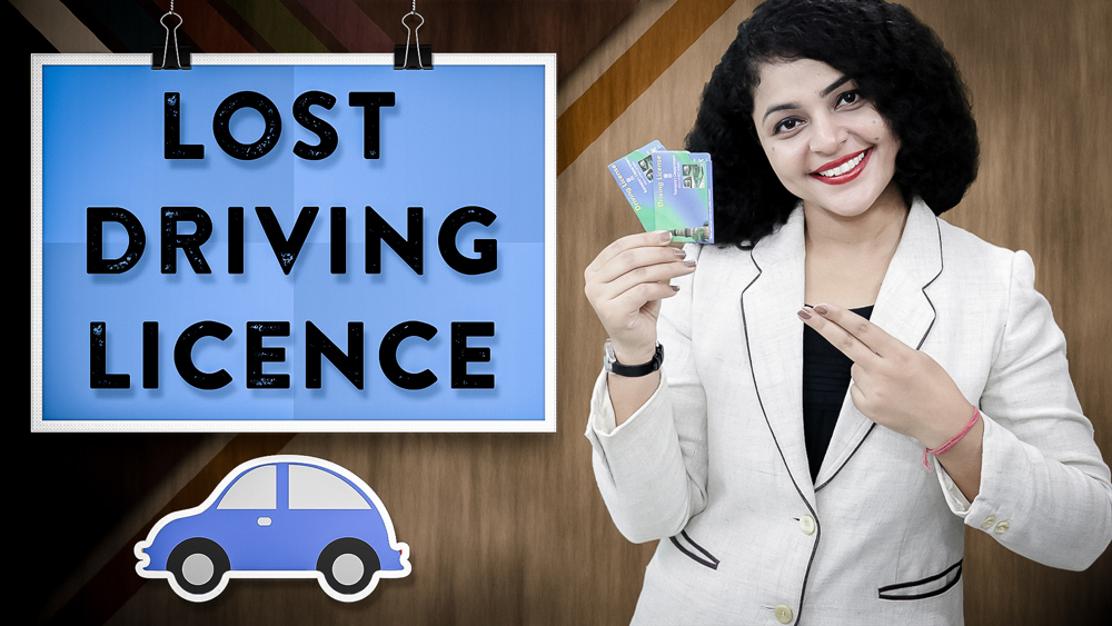 How To Apply For Lost Driving License Online In India