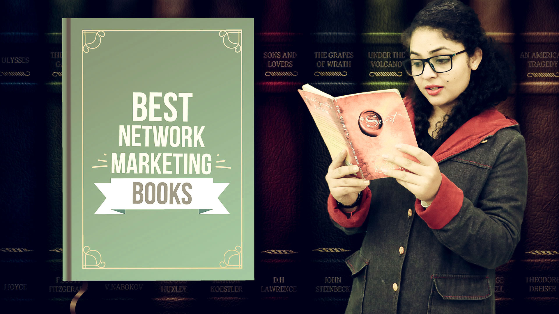 List of network marketing books everyone should have network marketing wallpaper malvernweather Images