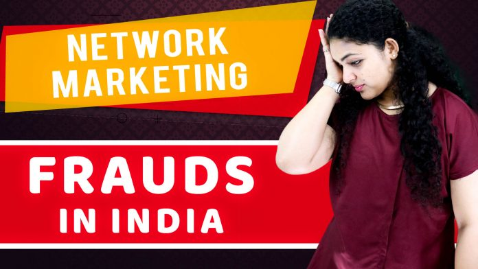 network marketing frauds in india