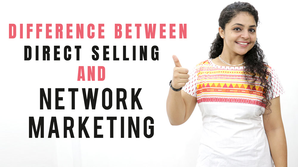 Difference Of Direct Selling And Personal Selling Gas Mlm