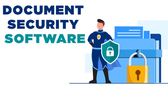 document-data-security-software